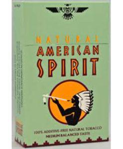 American Spirit Natural