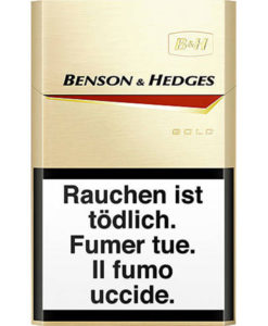 Beson & Hedges