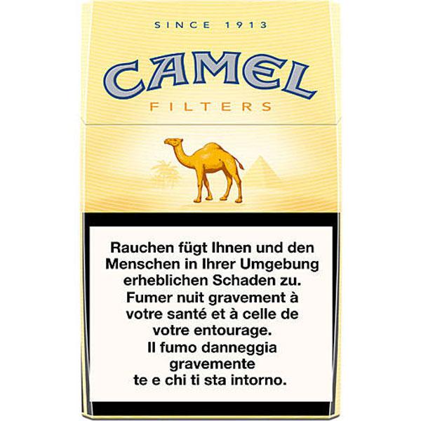 Camel Filter Box – Tabacshop