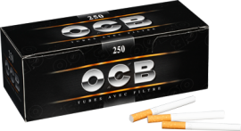 ocb-tubes-filter-premium-250-pcs