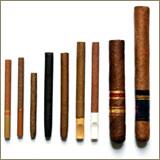 Selection cigares et cigarillos
